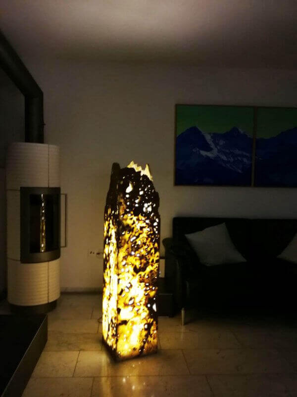 Luxury lamp